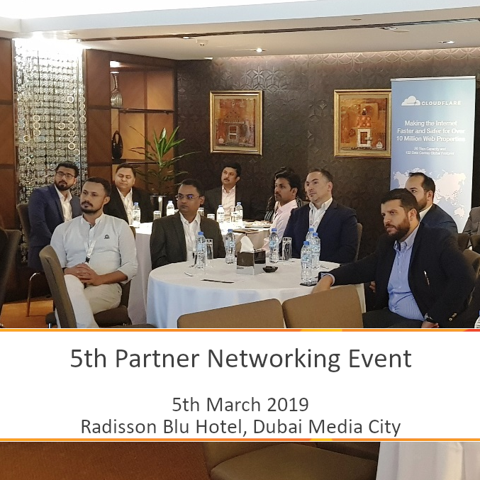 5th Partner Networking Event