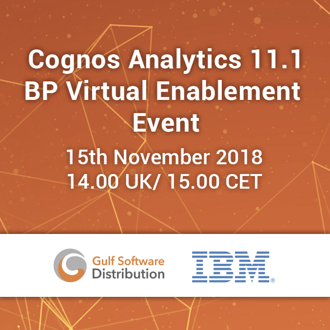 Cognos Analytics 11.1 - BP Virtual Enablement Event mobile