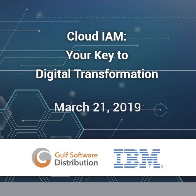 Cloud IAM- Your Key to Digital Transformation mobile