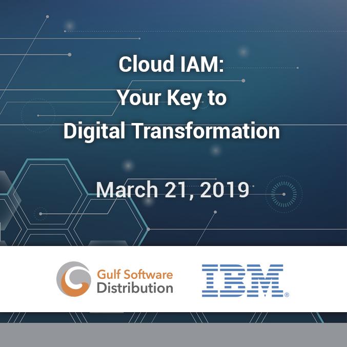 Cloud IAM- Your Key to Digital Transformation mobile