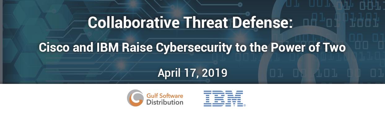 Collaborative Threat Defense-cover
