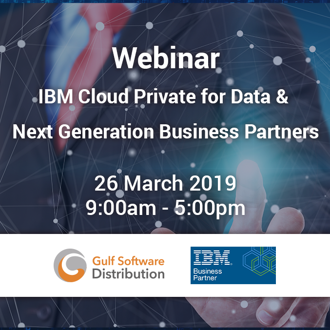 IBM Cloud Private for Data & Next Generation Business Partners 3