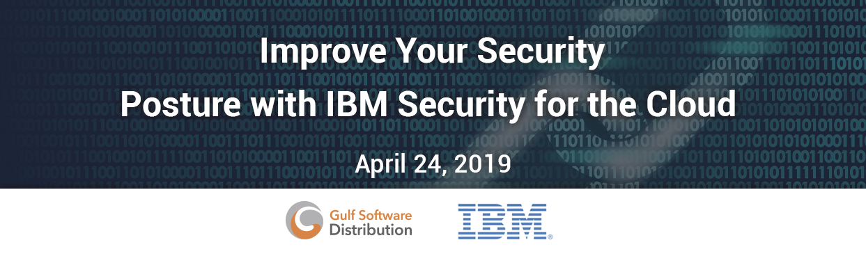 Improve Your Security Posture with IBM Security for the Cloud cover