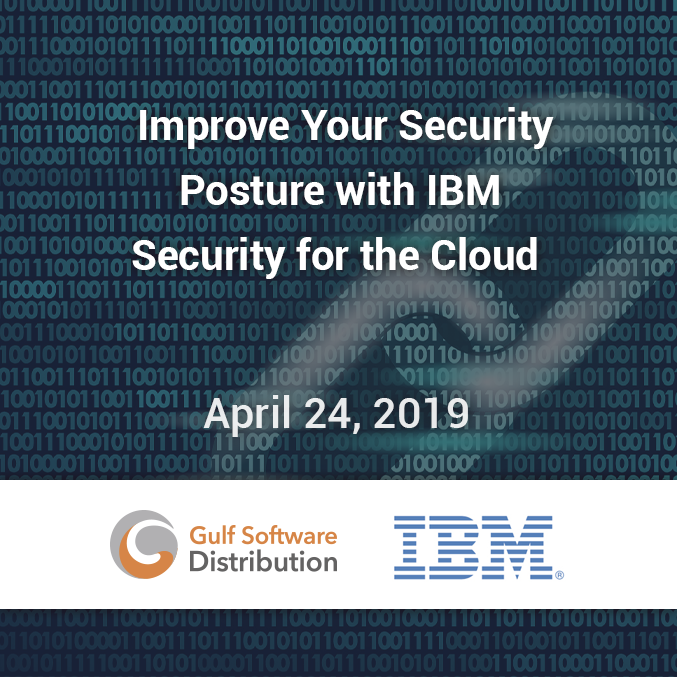 Improve Your Security Posture with IBM Security for the Cloud mobile