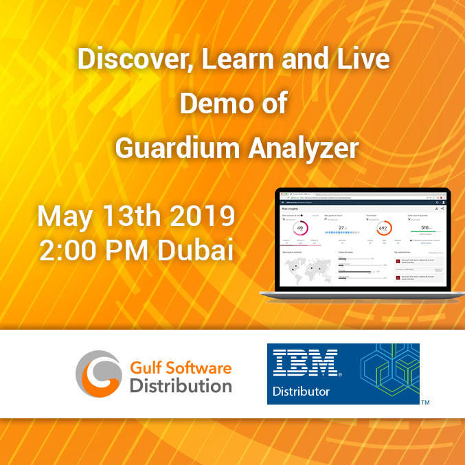 Discover, Learn and Live Demo of Guardium Analyzer667x667