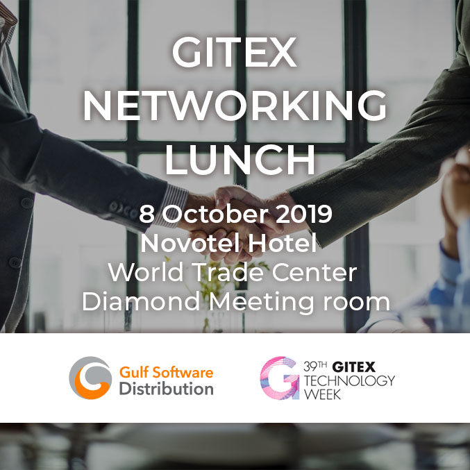 GSD SPECIAL EDITION GITEX NETWORKING LUNCH