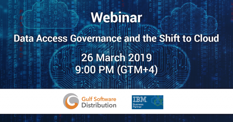 Webinar Data Access Governance  and the Shift to Cloud