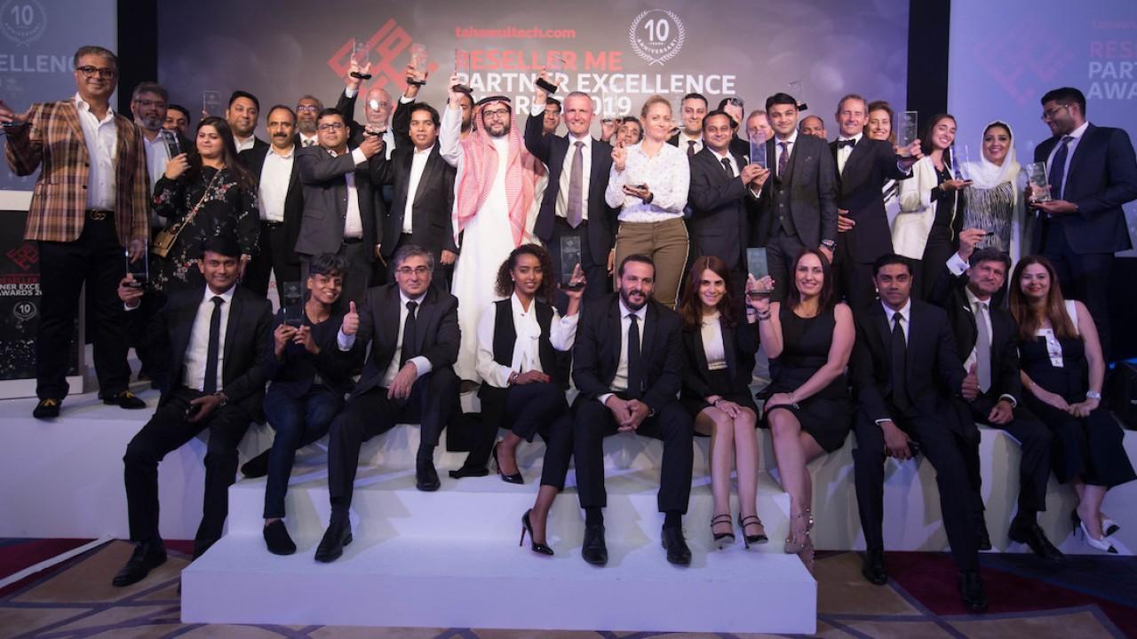 RME Awards group photo copia