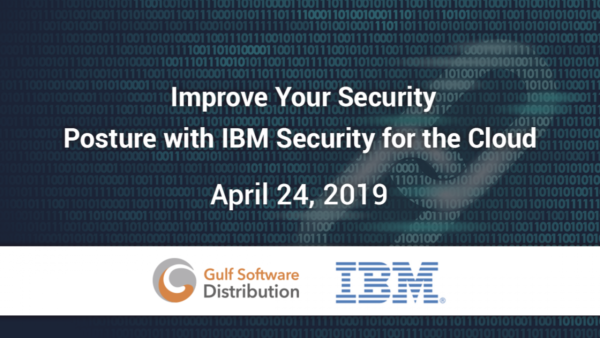 Improve Your Security Posture with IBM Security for the Cloud social
