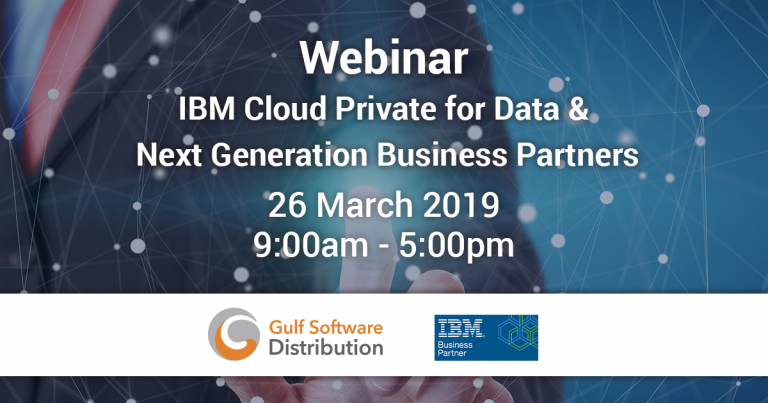 IBM Cloud Private for Data & Next Generation Business Partners 2