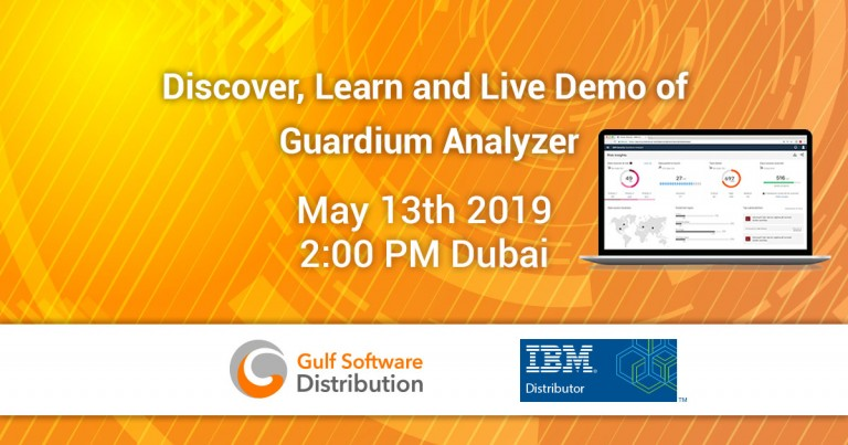 Discover, Learn and Live Demo of Guardium Analyzer1200x630