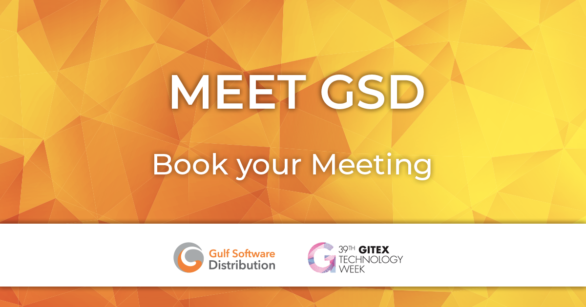 Meet GSD at Gitex